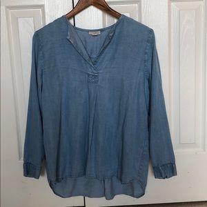 J.Jill denim tunic